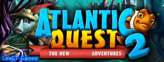 LeeGT-Games: Atlantic Quest 2: The New Adventures