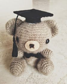 penny for a song: Graduation Teddy