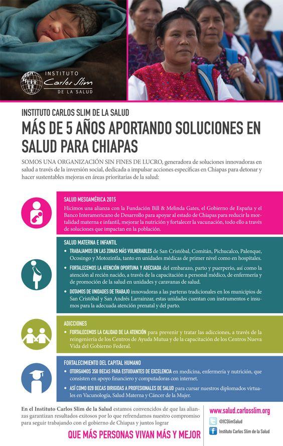 Más de 5 años aportando soluciones en salud para Chiapas