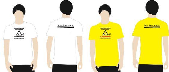 Camiseta para Festa do Trabalhador Sindimei 2010
