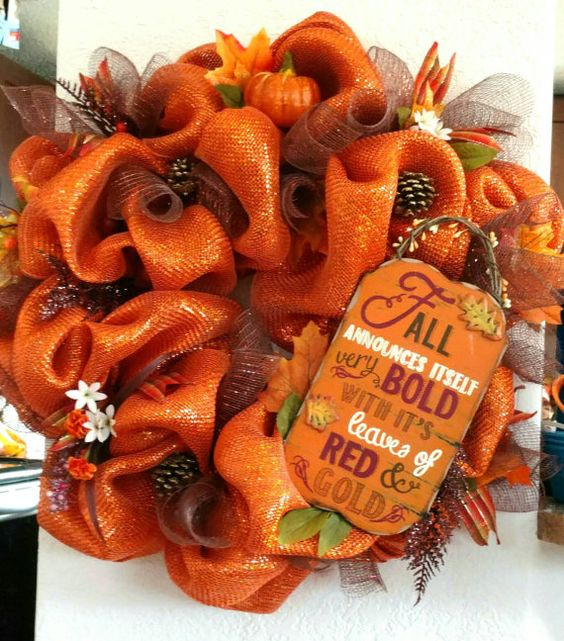 Check out this item in my Etsy shop https://www.etsy.com/listing/487619811/fall-wreath-fall-front-door-wreath-fall