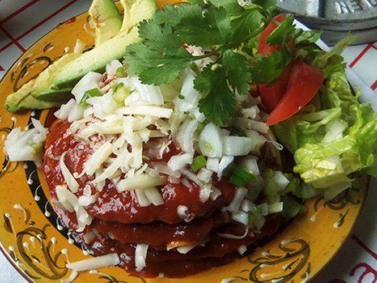 Enchiladas Sonora - Receta de Enchiladas Sonorenses | QueRicaVida.com