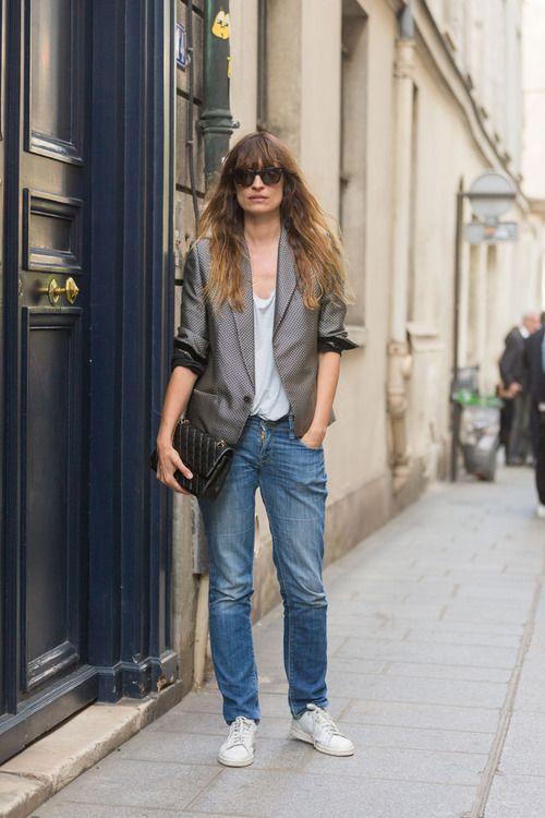 mrs-nana: Caroline De Maigret-I love her style. She's amazing...: