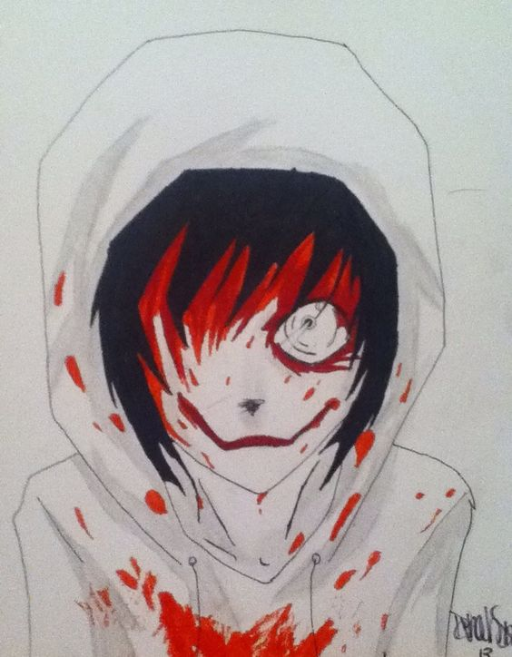 Jeff the Killer anime