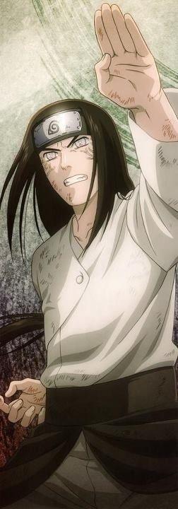 Neji Hyūga (日向ネジ, Hyūga Neji) was one of the main supporting characters of the series. He was a jōnin-level shinobi of Konohagakure's Hyūga clan, and a member of Team Guy.