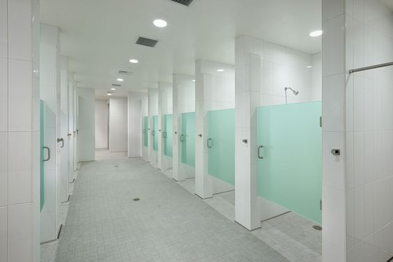 Showers Lockers And Shower Time On Pinterest