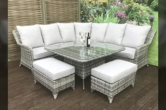 Garden Rattan Sofas Up To 70 Off Homeflair Luxury Rattan Garden Furniture Sale Now In 2020 Outdoor Furniture Sofa Garden Furniture Sale Pallet Garden Furniture