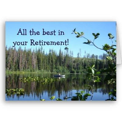 Lake Reflection Retirement Peaceful Fishing Image Psalm Card by christianitee