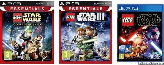Un coup d'oeil à la chronologie des jeux LEGO Star Wars permet de se rendre compte des progrès essentiels réalisés par LEGO et TT Games. Des jeux muets, aux jeux à trophées/succès, LEGO Star Wars : Le Réveil de la Force devrait compter de nouvelles fonctionnalités attendues. (Pilotage de vaisseaux, monde qui peut être aménagé dans une certaine mesure, personnalisation et contenus téléchargeables ...)   http://lamaisonmusee.com/