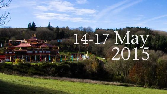 Mindfulness & Awareness : Bringing Wisdom Into Society - Lerab Ling,France May 14–17...