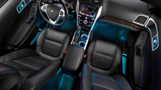 2014 Ford Explorer Sport | The Premium Driving Experience | Ford.com  Thinking about this as my next vehicle