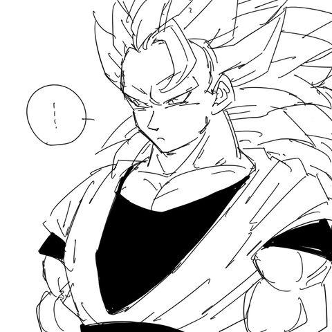 Goku「お絵かきまとめ」/「ミイコ」の漫画 [pixiv]