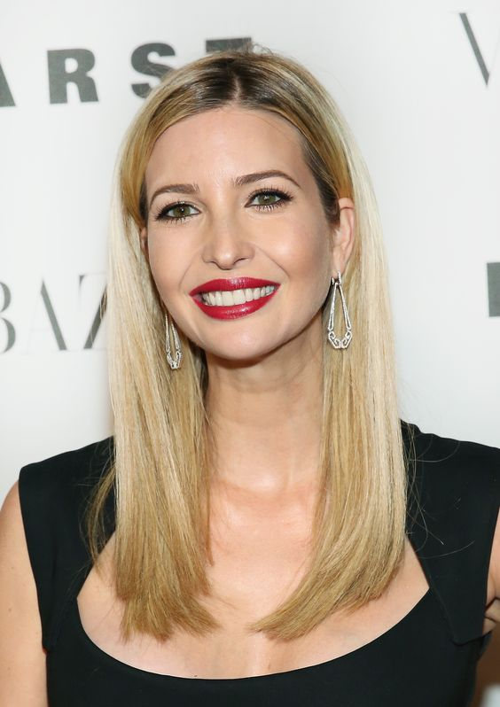 Ivanka Trump may be the most relaxed pregnant woman out there!  On Wednesday, Dec. 23, Donald Trump's pregnant daughter took to Instagram to... #DonaldTrumpTalkingDoll