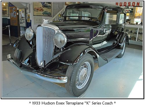 1933 Terraplane by sjb4photos, via Flickr