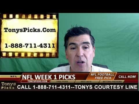 NFL Free Picks Monday Night Football Preseason Week 1 Odds 9-12-2016