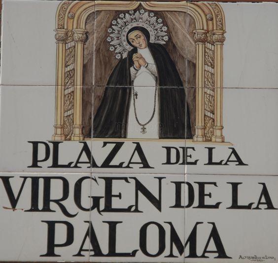 Plaza de la Virgen de la Paloma | Plazas de Madrid