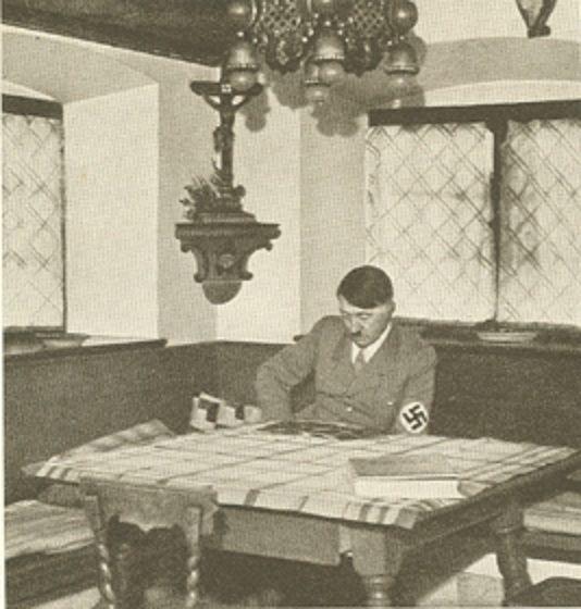 putschgirl: Rare 1933 foto! | Adolf Hitler | Pinterest ...