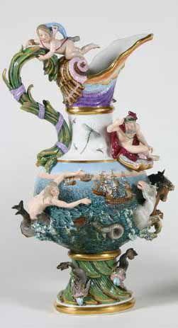 Meissen Porcelain 1700s(Erdinç Bakla archive)