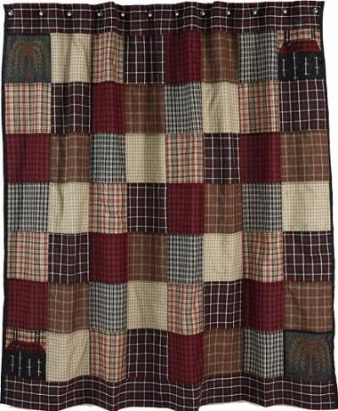 Primitive shower curtain | decor | Pinterest | Primitives, Bath ...