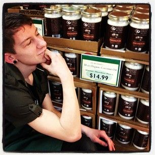 Pondering Coconut Oil? Here's an excellent chance to try…. 30 oz Jar $14.99