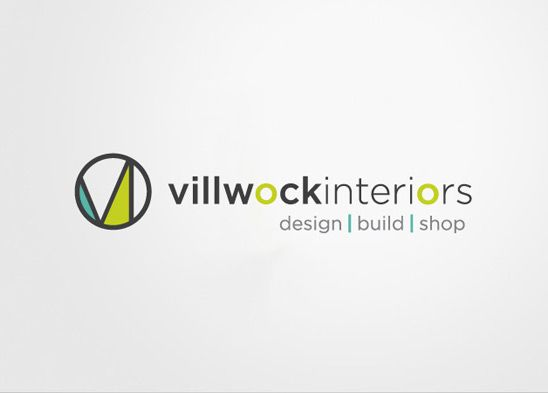 Interior Designer Logo And Identity