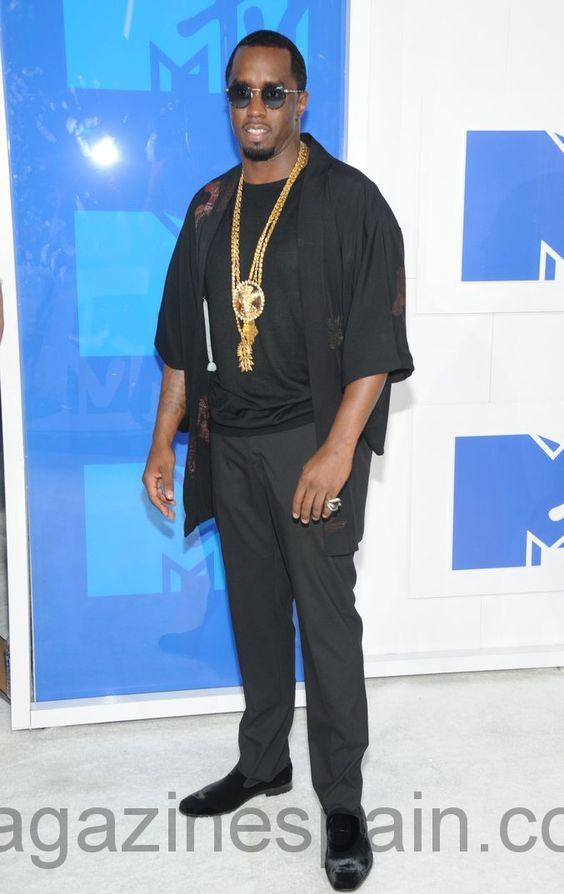 MTV Video Music Awards - Sean Combs