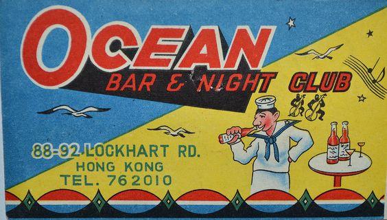 Ocean Bar,Wanchai