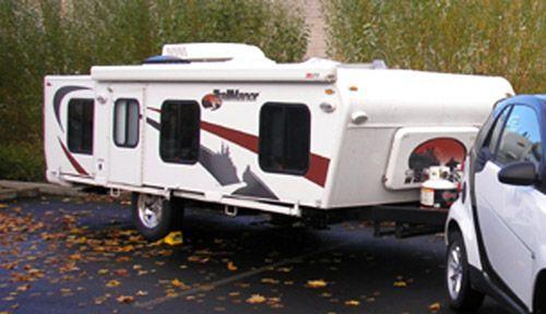 Trailmanor Travel Trailers Are Some Of Most Unique Rv Designs