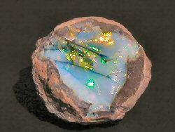 Ethiopian Opal / © Crystal Vine
