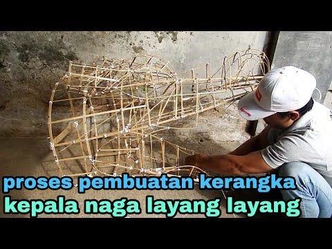Cara Membuat Kerangka Kepala Naga By Agus Lee Youtube