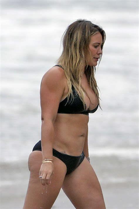 Bikini hilary duff Hilary Duff