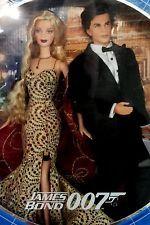 James Bond 007 Barbie & Ken  - Giftset  - 2002 - neu und unbespielt - NRFB