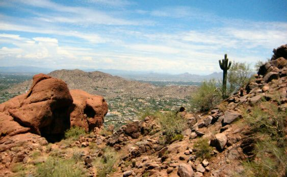 Camelback Mountain is a mountain located in the city of Arizona, Phoenix in the United States of America. The name of the mountain is derived from the shape which actually resembles the hump and the head of a kneeling camel. This mountain is popular among locals and tourist for hiking as well as rock climbing …