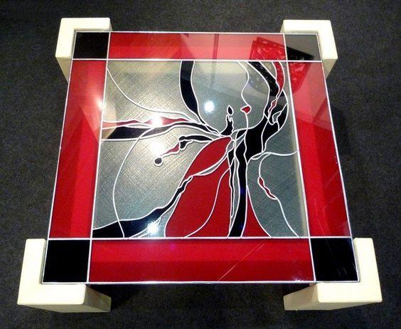 Vitrail moderne dessin recherche google stained glass pinterest search - Dessin vitraux ...