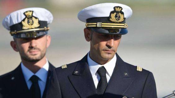 Maro': Girone chiede di rientrare in Italia, Latorre di prolungare soggiorno - Yahoo Notizie Italia