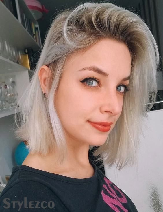 Cutest Short Haircuts Hair Color Ideas For 2019 Edgy Short Hair Short Haircut Styles Cute Hairstyles For Short Hair