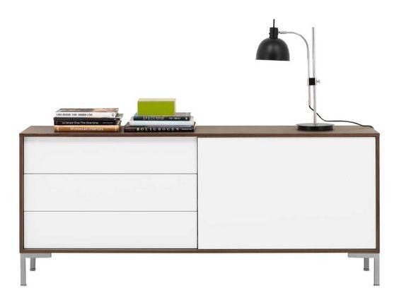 modern sideboard contemporary sideboards and modern on pinterest. Black Bedroom Furniture Sets. Home Design Ideas