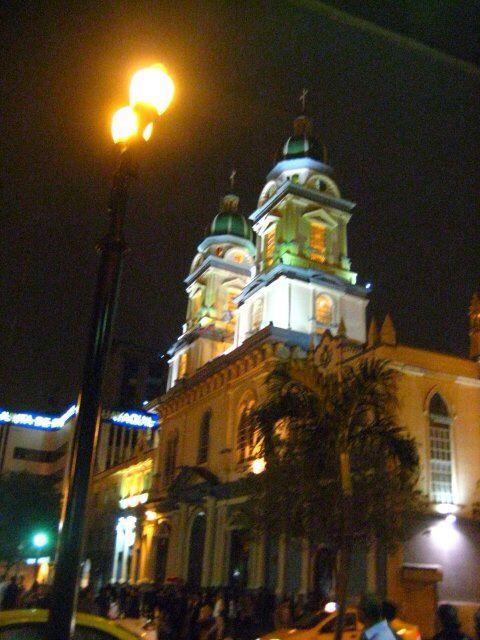 Guayaquil: Iglesia de la Merced