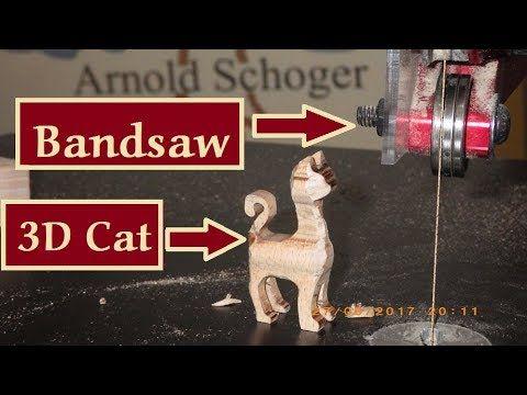 Holz Kunst Arnold Schoger Bandsage Wuppertal Katze Dekupiersage Vorlagen Katzen Vorlagen