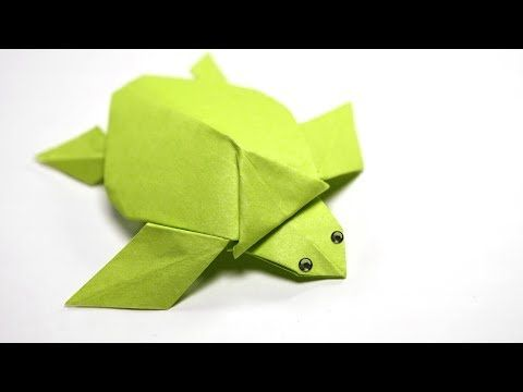 Daily Origami: 145 - Turtle - YouTube | 360x480