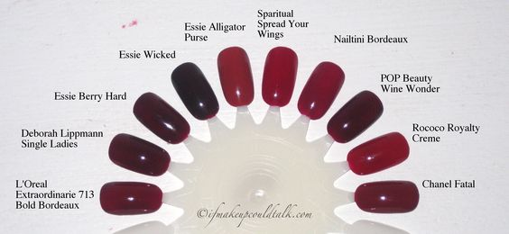 65 Fall Acrylic Nails Colors Art Designs