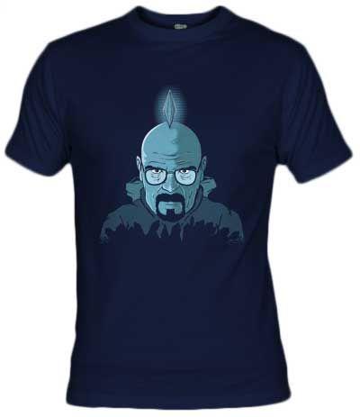 Camiseta HeiSIMberg (by Fernando Sala Soler) - Fanisetas.com