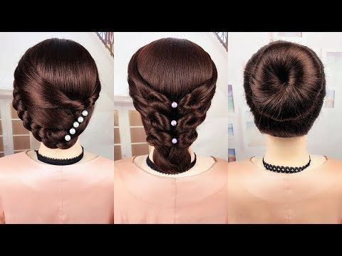 Top 20 Easy Hairstyles For Prom Parties Best Hairstyles For Girls 112 Youtube Cool Hairstyles For Girls Hair Styles Easy Hairstyles