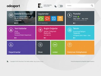 ideas - Sharepoint Design Ideas