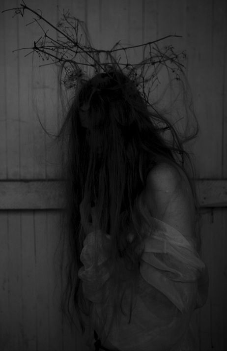 Reminds me of the willis in the ballet Giselle. Dennis Pushkin #dark #photography: