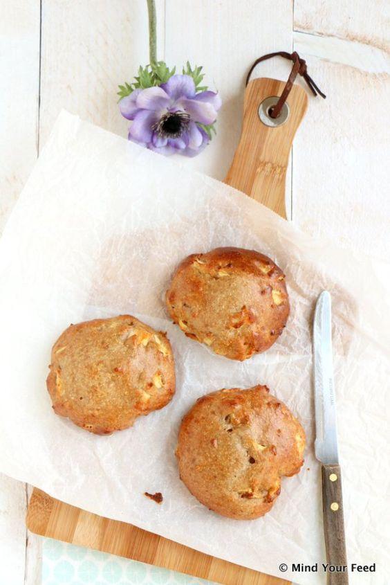 appel kaneel broodjes