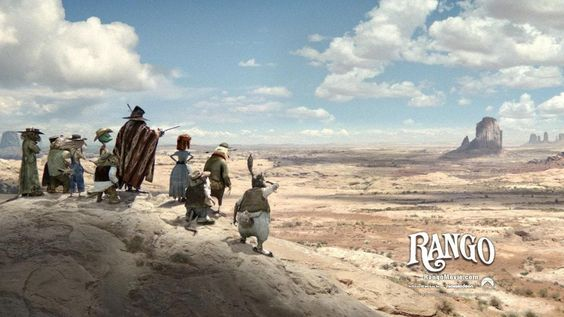 Full Free Watch Rango (2011) : Full Length Movies When Rango, A Lost Family Pet, Accidentally Winds Up In The Gritty, Gun-slinging Town Of Dirt, The...