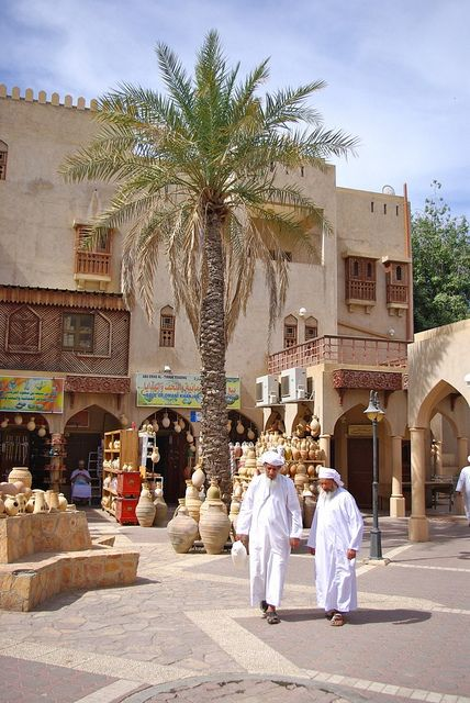 Souq in Nizwah.