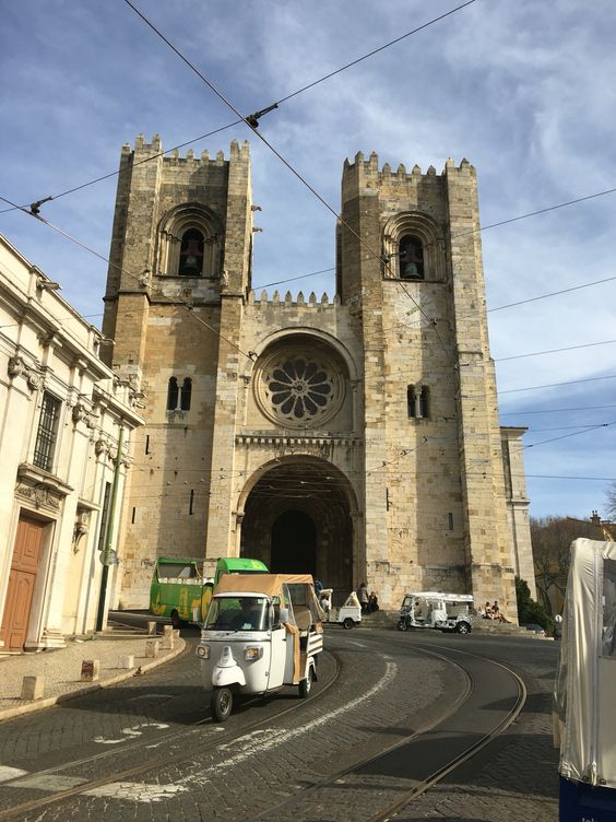 Lizbon katedreli