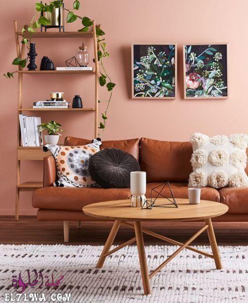 تتميز الوان دهانات حوائط 2021 بالتميز والتنوع الشديد من أجل أن ترضي جميع الأذواق وتتماشى مع طبيعة الاثاث سوا Trending Decor Home Decor Trends Living Room Decor